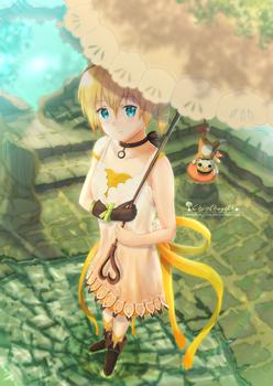 Edna - Tale of Zestiria