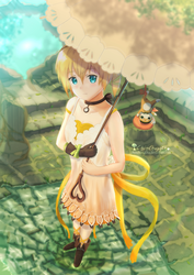 Edna - Tale of Zestiria by chinchongcha