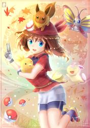May - Pokemon by chinchongcha