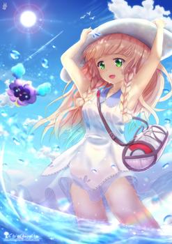 Lillie - Pokemon
