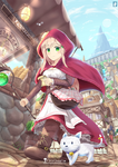 The Red Riding Hood