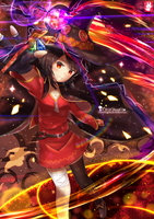 Megumin Explosion by chinchongcha