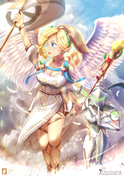 Mercy - Wing of Victory