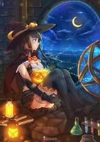 Halloween Night by chinchongcha