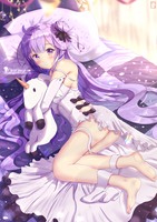 Unicorn by chinchongcha