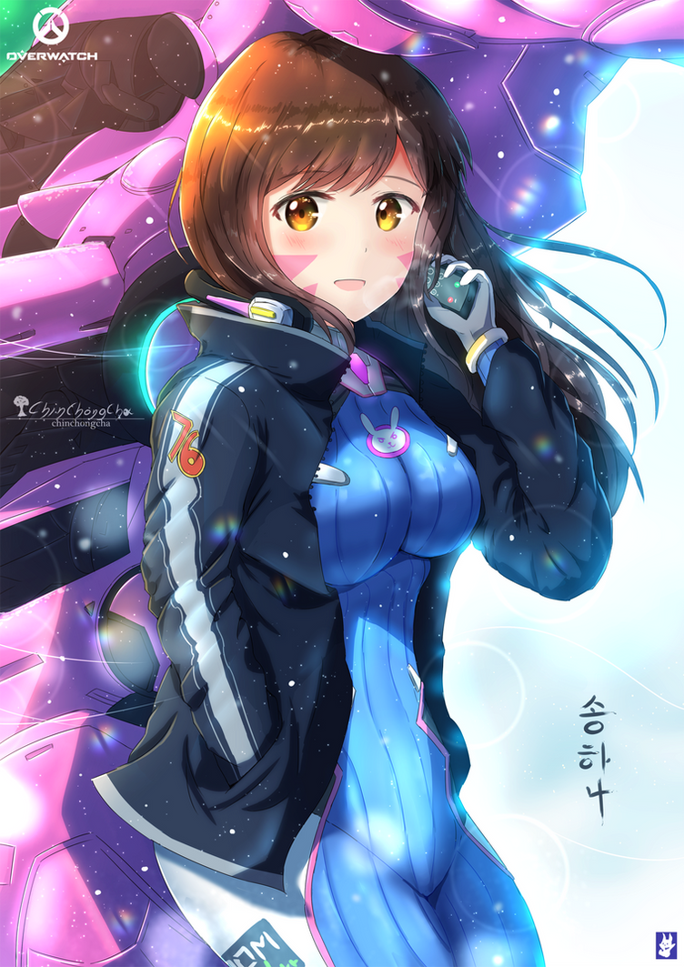 D.Va by chinchongcha