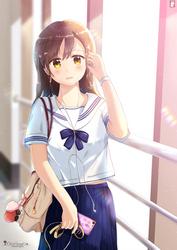 School Girl by chinchongcha