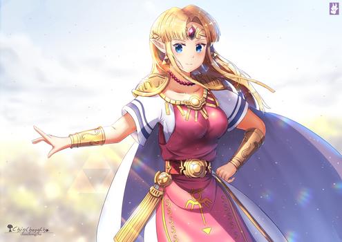 Zelda Princess