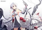 Snowwhite Crusher by chinchongcha