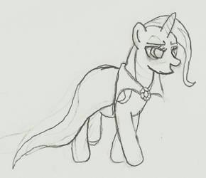Trixie sketch