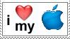 Mac Love by Stamp-Creator
