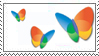 Msn Butterflies by Stamp-Creator
