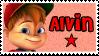 ALVINNN!!!- Alvin stamp by gleefulchibi