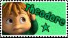 ALVINNN!!! - Theodore stamp by gleefulchibi
