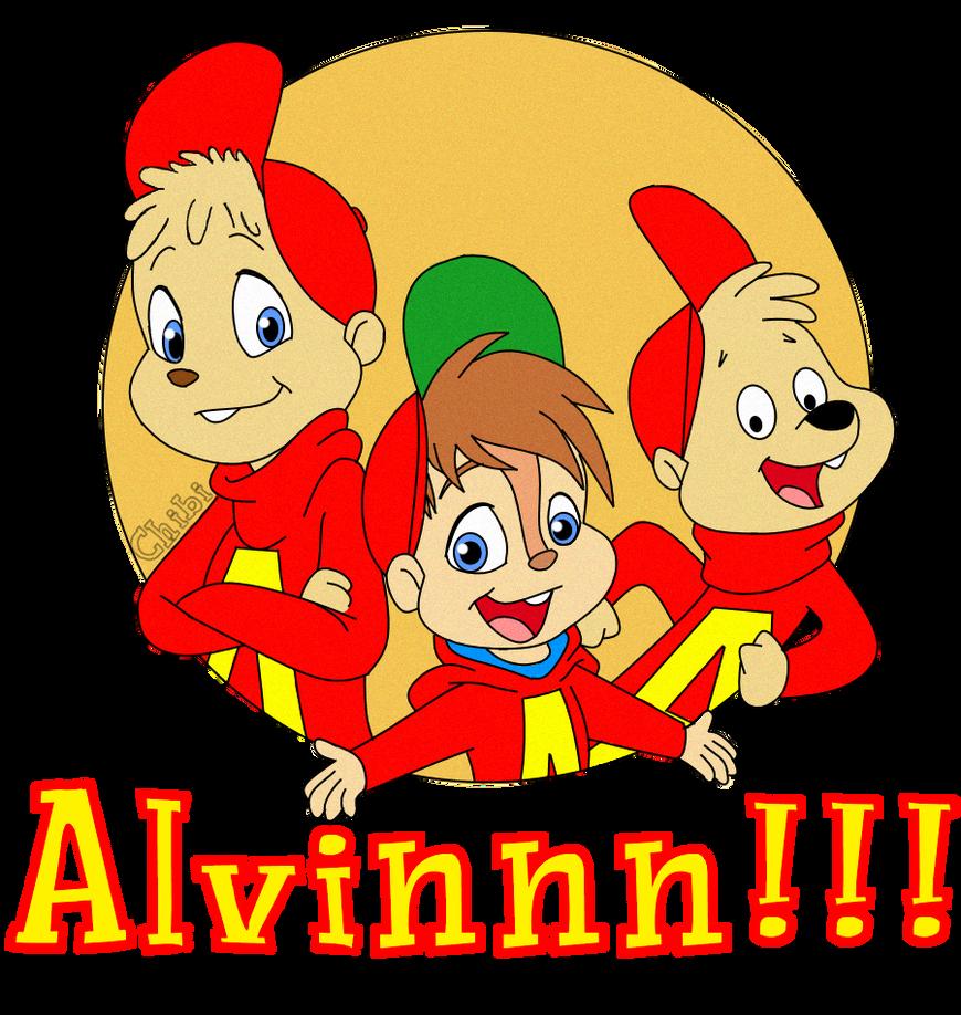 Alvin. Alvin! ALVINNN!!! by gleefulchibi on DeviantArt