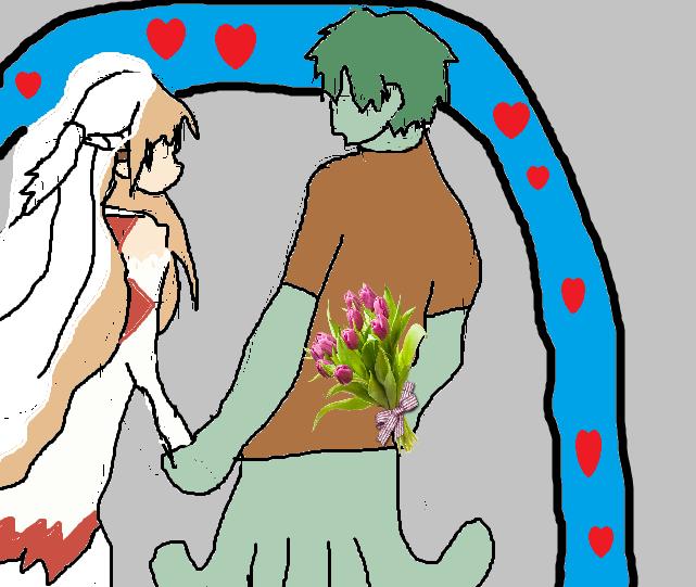 Asuna And Squidward's Wedding? By Sailorerza On DeviantArt
