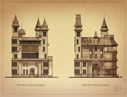 Keyhouse Elevations 1