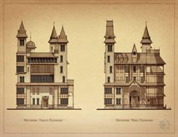 Keyhouse Elevations 1