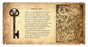 Key Compendium 1: Ghost Key
