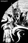 LK Crown Of Shadows 4v inks