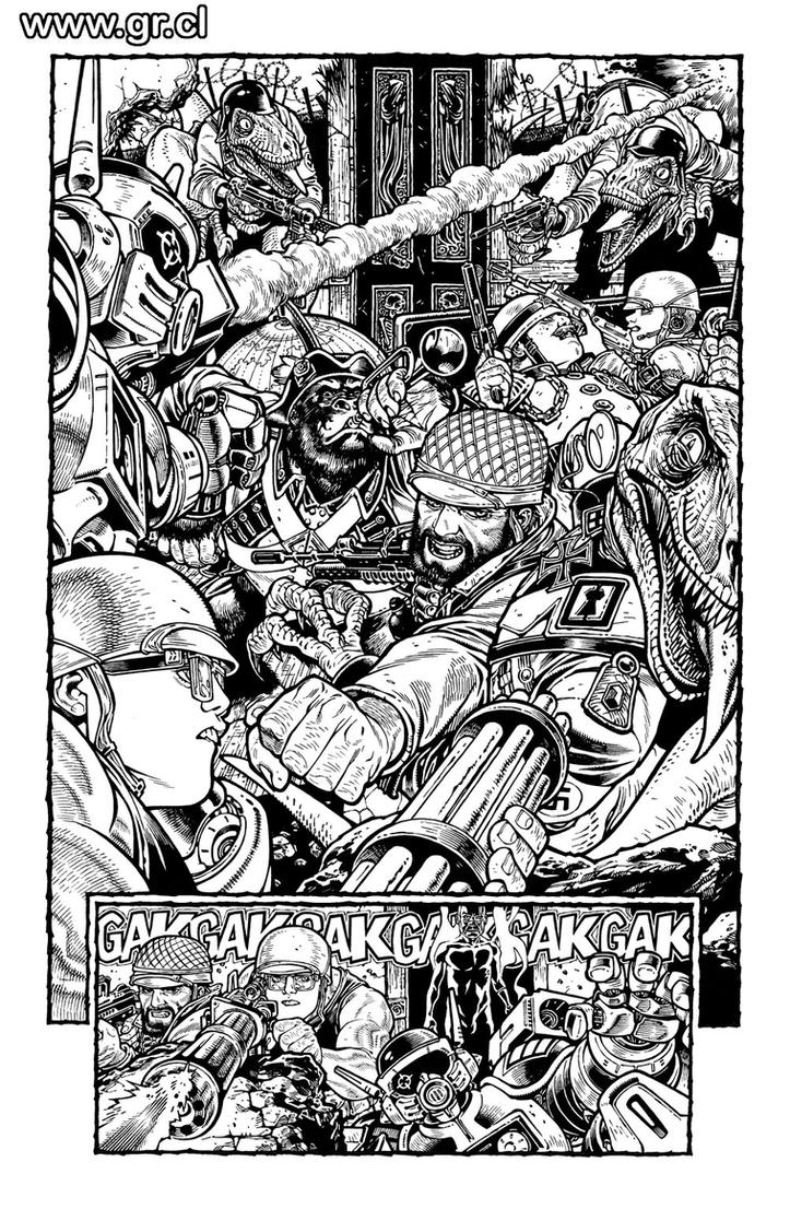 Locke Key KttK 04 pg04 inks by GabrielRodriguez