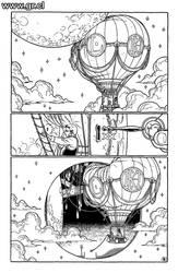 Locke Key Open The Moon pg 8 by GabrielRodriguez