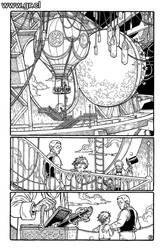 Locke Key Open The Moon pg 9 by GabrielRodriguez