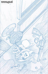 LK Grindhouse pencils