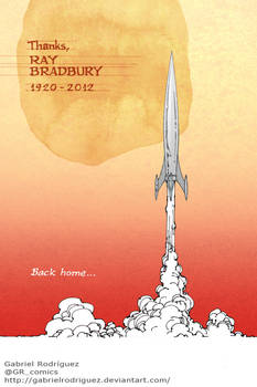 Bradbury tribute