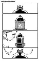 Locke Key Omega 01 pg 1 inks by GabrielRodriguez