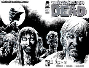 Hero Initiative The Walking Dead 100
