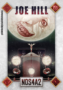 Nos4a2 Cover Color