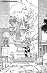 Little Nemo 2013 teaser inks
