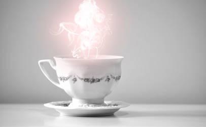 The Magic of Tea by MissMuggle