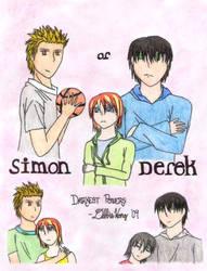 DP Derek-Chloe-Simon Triangle