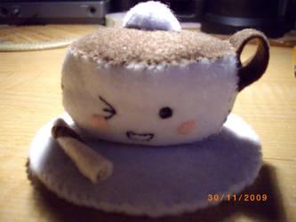 Coffee Cup Plushie