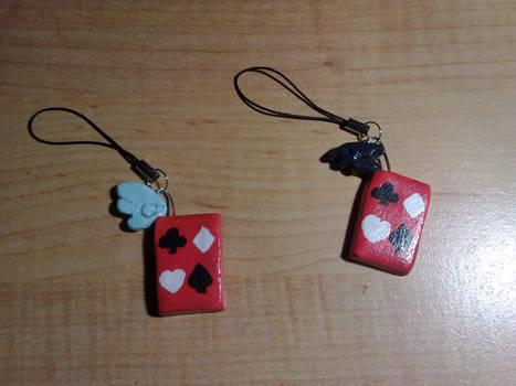 Liar Game Clay Cellphone Straps