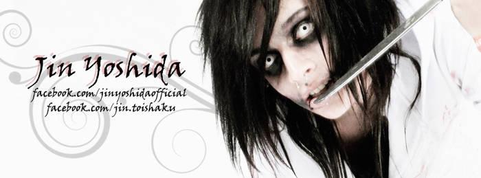 Jin Yoshida's facebook and instagrams