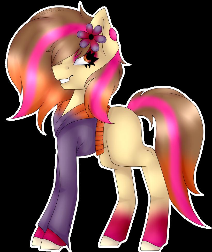 YCH for WolvieWolf - Rainbow Power by AdaKola
