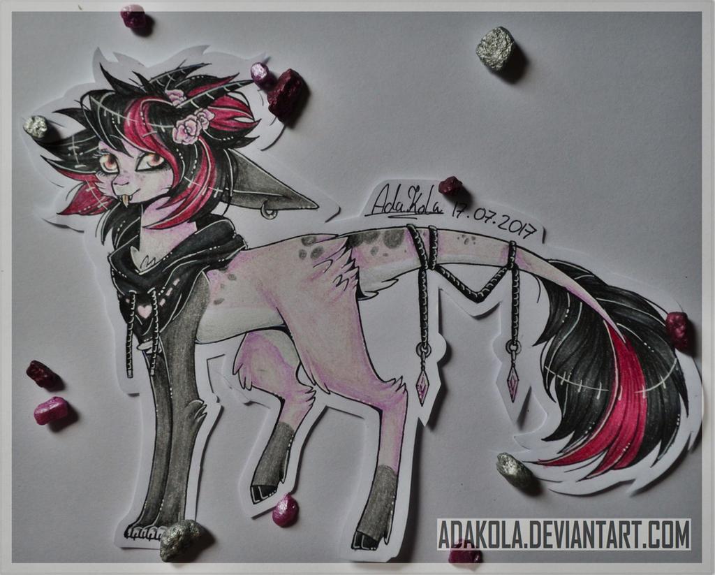 [FA] ~ For D-Dyee - Ichigo Kiyomi by AdaKola