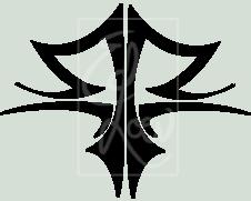 Zodiac Tattoo Designs With Image Zodiac Symbol Picture Tribal Libra Tattoo 2