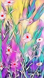 Flowers  by miladyartist