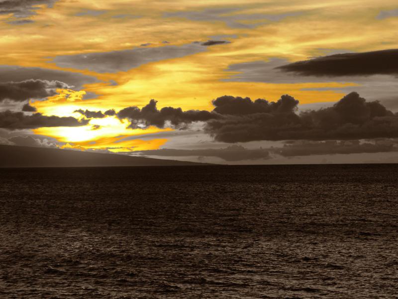 Hawaiian Sky by IceGripp