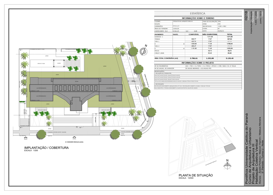 Residential building site plan location by for Residential site plan