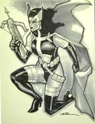 The Huntress by ukosmith