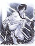 Laurel Kent from Legion of Super Heroes
