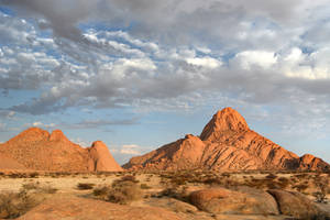 Sunrise at Spitzkoppe Day One (I) by suffer1