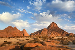Sunrise at Spitzkoppe Day Two by suffer1