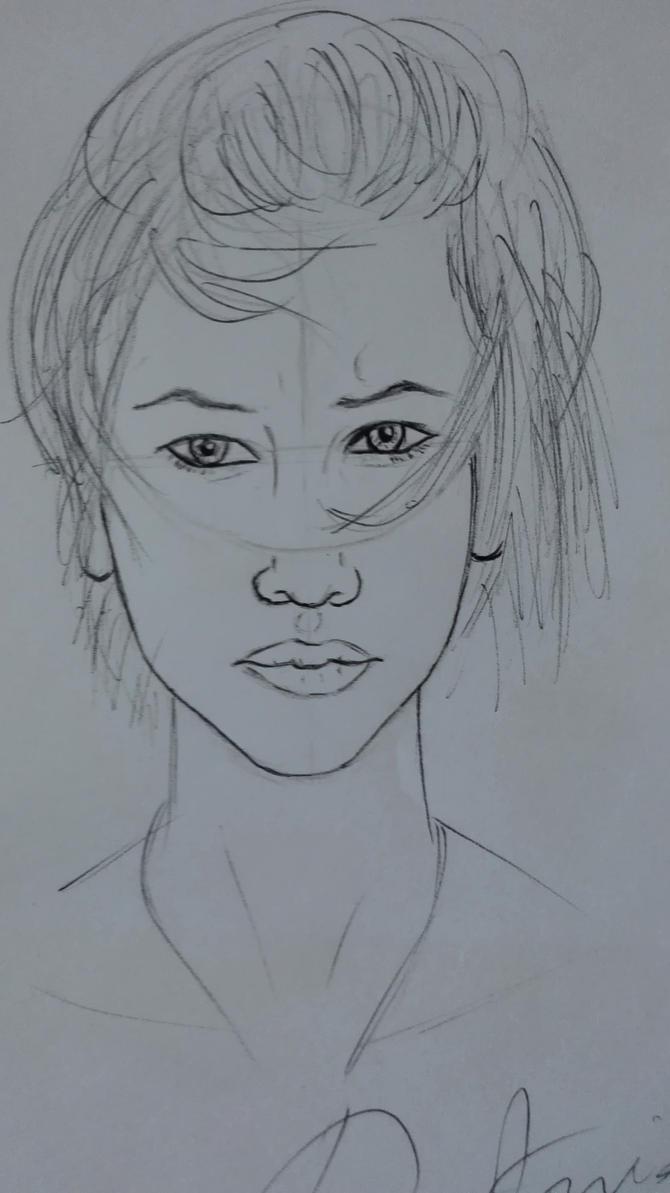 bae sketch b by CJackJambu489