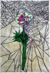 Cubist Flower